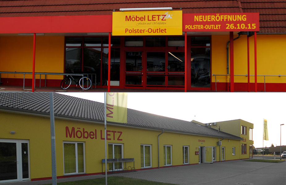 Möbel Letz - Möbel Haus & Polster-Outlet